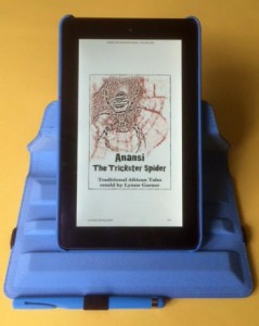 kindle with anansi small